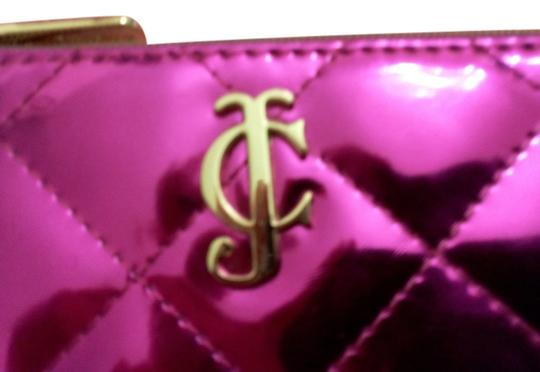 Juicy Couture JC Cosmetic Bag with 3d effect cushions Image 1