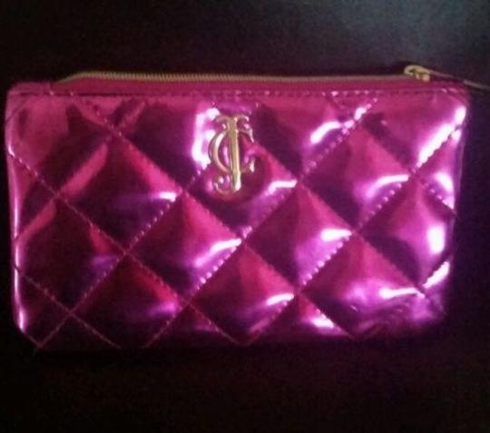Juicy Couture JC Cosmetic Bag with 3d effect cushions Image 3