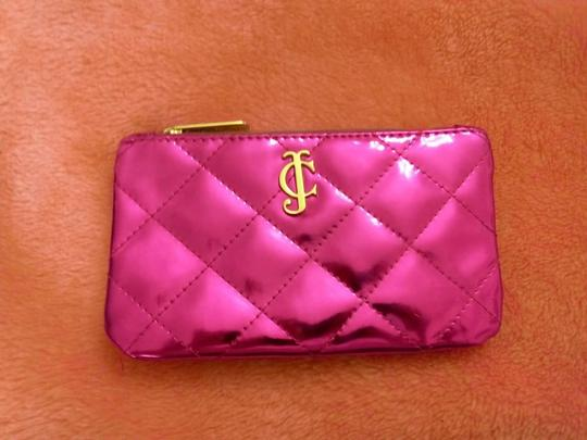 Juicy Couture JC Cosmetic Bag with 3d effect cushions Image 4