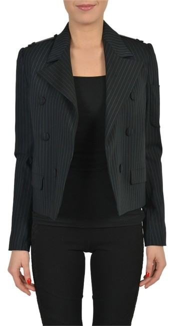 Preload https://item2.tradesy.com/images/just-cavalli-navy-wool-striped-women-s-blazer-size-4-s-3289846-0-0.jpg?width=400&height=650