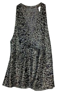 Worthington Top Animal Print