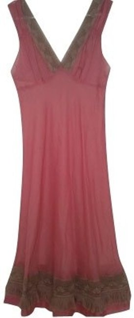 Preload https://item5.tradesy.com/images/rebecca-taylor-pink-night-out-dress-size-6-s-329-0-0.jpg?width=400&height=650