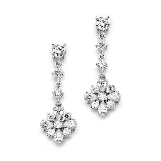 Preload https://item4.tradesy.com/images/mariell-silver-cubic-zirconia-linear-or-prom-4173e-earrings-3291043-0-0.jpg?width=440&height=440