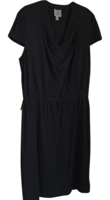 Preload https://item1.tradesy.com/images/suzi-chin-browntaupe-maggie-london-knee-length-workoffice-dress-size-14-l-3291130-0-0.jpg?width=400&height=650