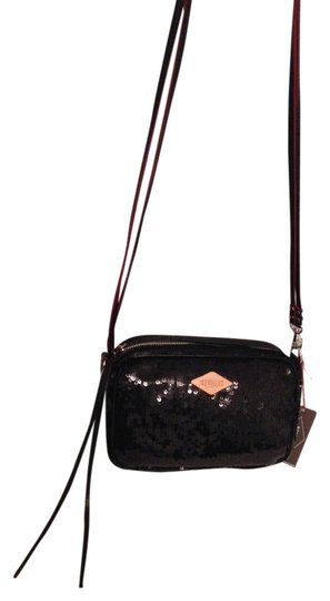 MZ Wallace Night Out Sequin Sparkle Cross Body Bag