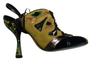 Miu Miu Green - Multi Pumps