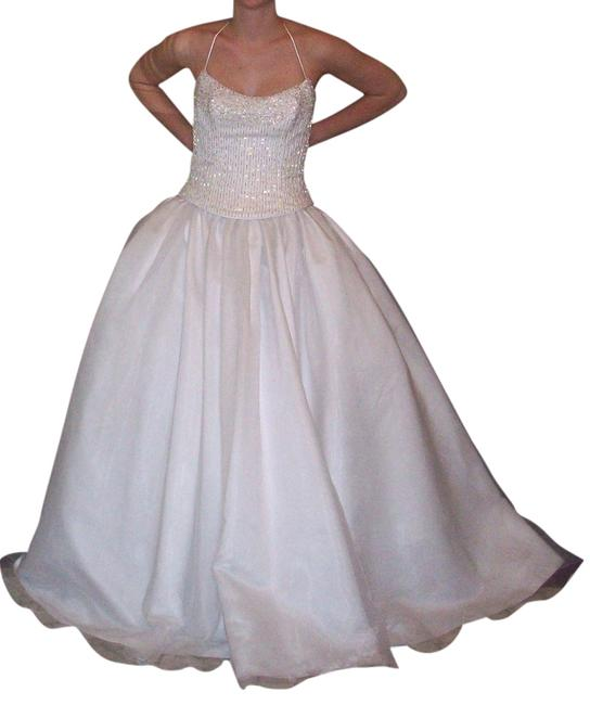 Preload https://img-static.tradesy.com/item/3292141/mary-s-bridal-white-long-formal-dress-size-10-m-0-0-650-650.jpg