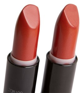 Lancome Color Design Lipsticks in SUGARED MAPLE (Sheen) - 2 Full Size Tubes