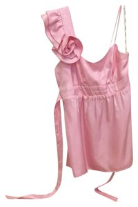 Voom by Joy Han Top Pink