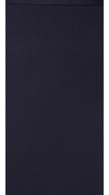 DKNY Patchwork Skirt Navy Blue Image 5