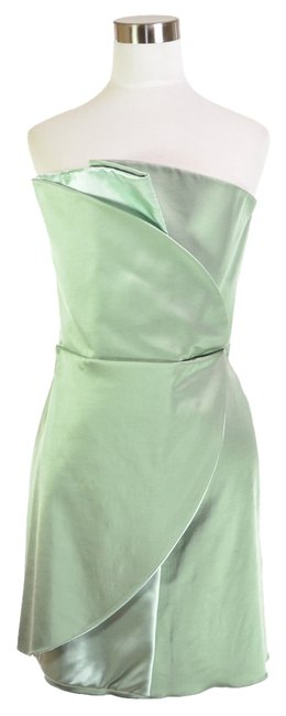 Preload https://item2.tradesy.com/images/emporio-armani-mint-green-corset-strapless-iridescent-formal-dress-size-4-s-3293086-0-0.jpg?width=400&height=650