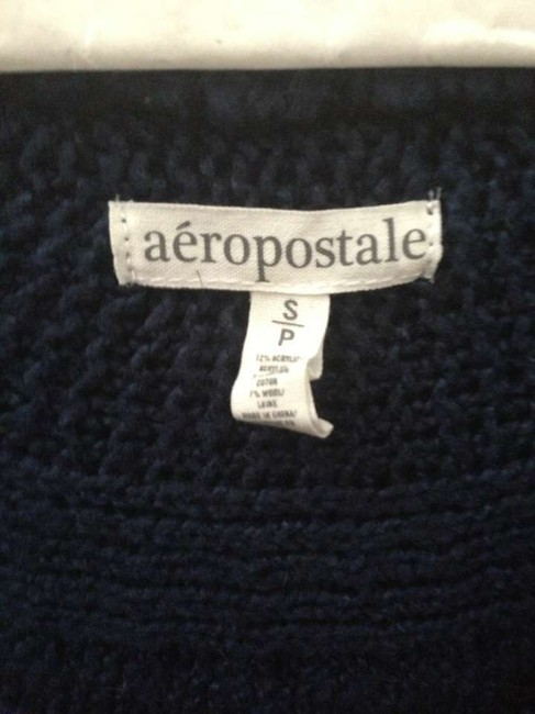 Aéropostale Cropped Hooded Comfortable Sweater