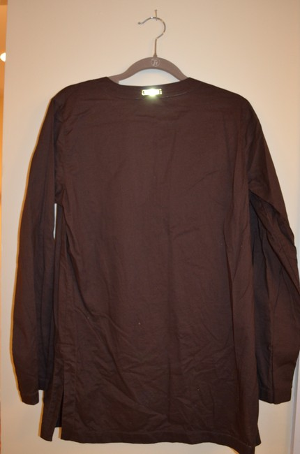 Michael Kors Hemstitch Cover Up Beach Beach Cover Up Tunic Image 2
