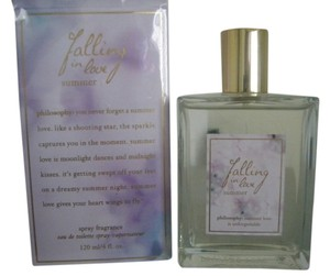Philosophy Falling in Love summer, huge 4 ounce bottle