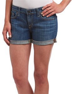 Big Star Denim Shorts-Dark Rinse