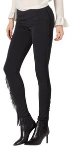Patrizia Pepe Black Leggings