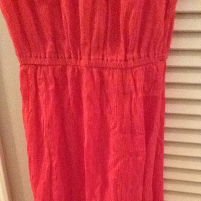 red Maxi Dress by Denim & Co. Image 2