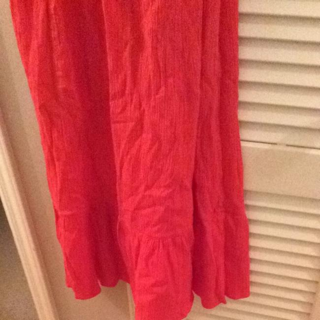 red Maxi Dress by Denim & Co. Image 3