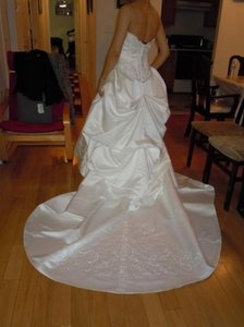 David's Bridal V298 Wedding Dress