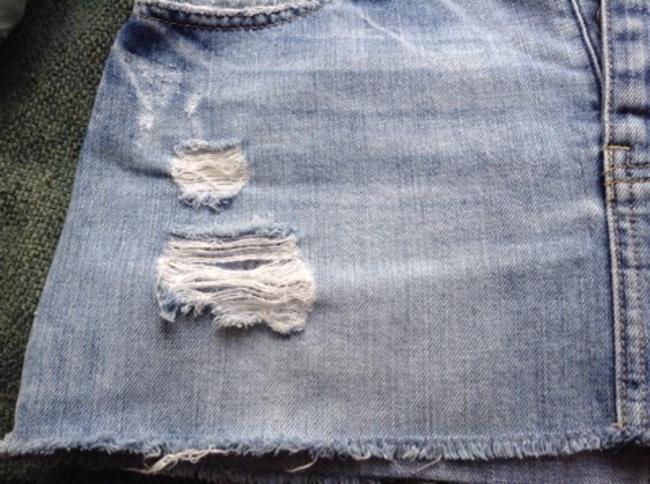 American Eagle Outfitters Skirt Denim