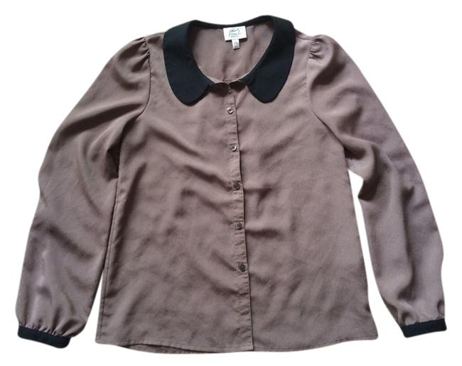 Preload https://item3.tradesy.com/images/frenchi-button-down-shirt-3295117-0-0.jpg?width=400&height=650