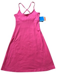 Columbia Sportswear Company short dress Pink on Tradesy
