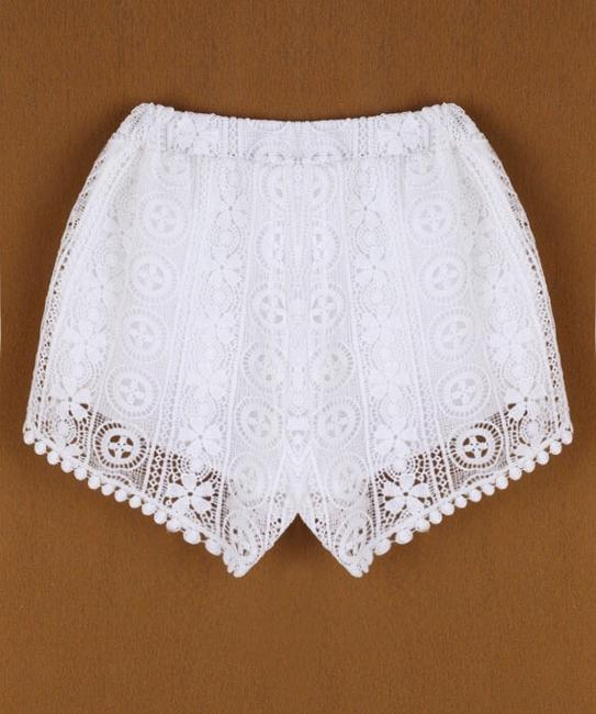 Other Shorts White