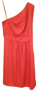 Vince Camuto short dress coral on Tradesy