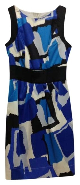 Preload https://item5.tradesy.com/images/xoxo-dress-multi-blue-with-black-and-white-329764-0-0.jpg?width=400&height=650