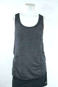 Lululemon Lululemon Silver Bullet Tank Top Heathered Black Singlet