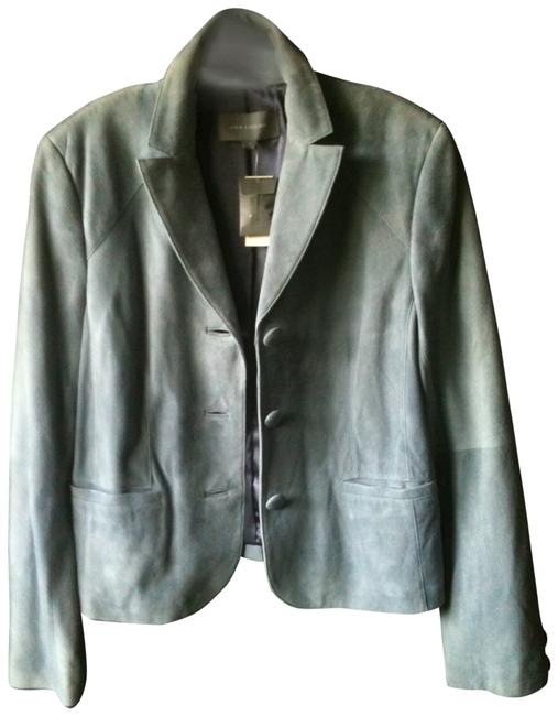 Preload https://item4.tradesy.com/images/ann-taylor-dusty-blue-suede-leather-jacket-size-10-m-329883-0-0.jpg?width=400&height=650
