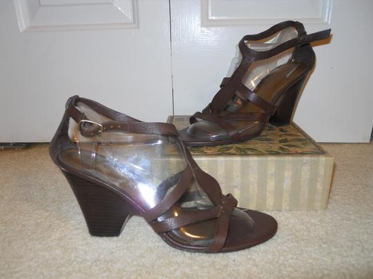Worthington Leather brown Sandals