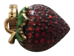 Juicy Couture Juicy Couture Pink Strawberry Charm