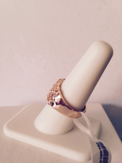 Roxi Roxi Rose Gold Plated Austrian Ring, Size 8 Image 4