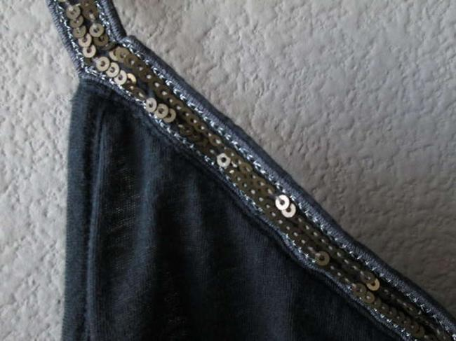 Aerie Sequin Camisole Top charcoal