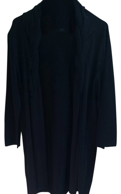 Grace Elements Long Work Cover Up Plus Size Cardigan