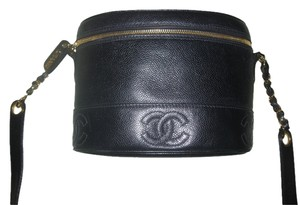 Chanel Camera Bucket Jumbo Flap Zip Cross Body Bag