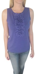 Kieran Sleeveless Top Purple