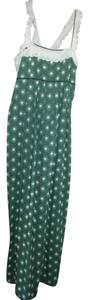 Green, blue, white Maxi Dress by Juicy Couture