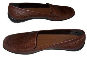 Trotters Women's Loafers Drivers Brown Flats