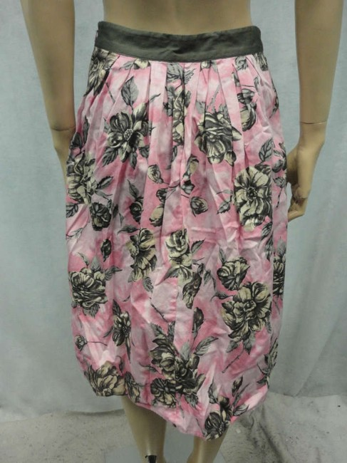 Anthropologie Skirt Pink Purple