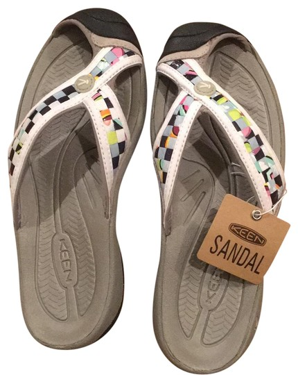 Preload https://item5.tradesy.com/images/keen-multi-color-grey-white-black-yellow-blue-sandals-size-us-8-regular-m-b-330759-0-3.jpg?width=440&height=440