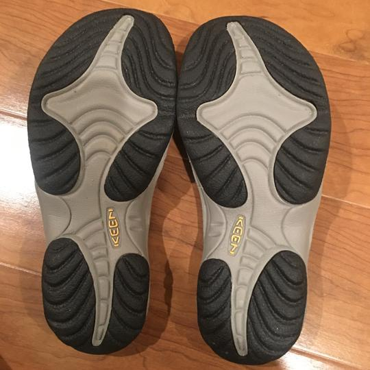 Keen multi color, grey, white, black, yellow, blue Sandals