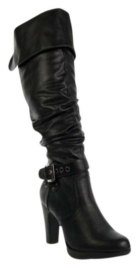 Preload https://img-static.tradesy.com/item/330785/city-classified-black-terry-buckle-cuffed-knee-high-slouch-bootsbooties-size-us-55-0-0-540-540.jpg