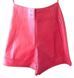 Vintage Shorts Cherry Red