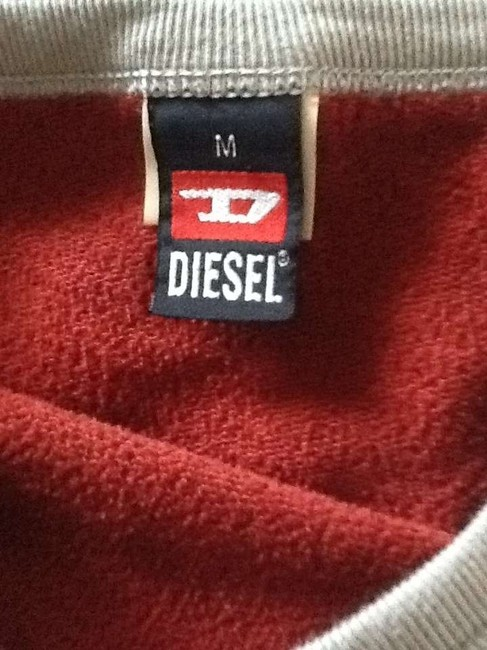 Diesel Skirt Red