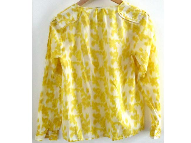 Gap Comfortable Cotton Top yellow
