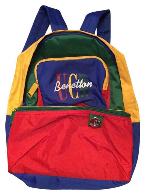 Item - Multicolor Backpack