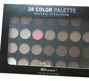 BH Cosmetics BH Cosmetics 28 Neutral Color Palette