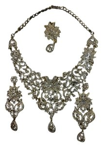 Indian couture Fancy jewelery set